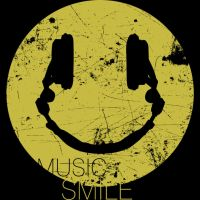 Music Smile by Design-By-Humans