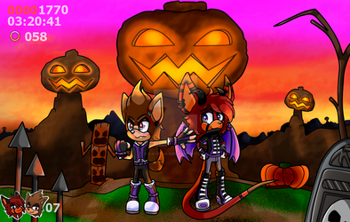 Down in Pumpkin Hill by S-A-V-A-N-A
