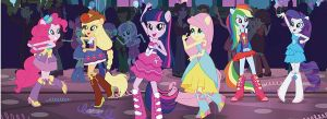 Mlp. Equestria girls Party by mlps112