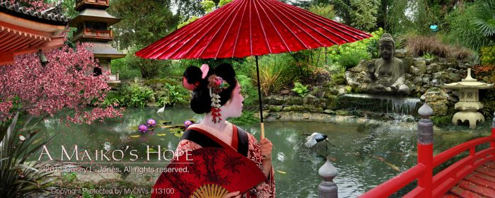A Maiko's Hope by ADamselinDesign