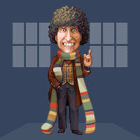 Doctober - 4th Doctor by JINNdev