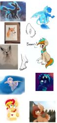 Art dump July- October by lumepone