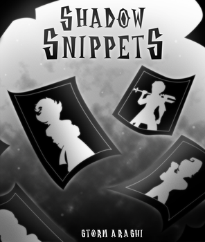 Shadow Snippets Cover by Aileen-Rose