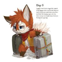 EF19 Diary : Day 0 by Silverfox5213