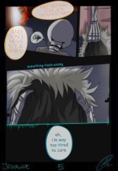 [ENG] Ch.4 p.5 - UNDERVIRUS by Jeyawue