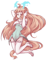 1rt Place Contest Prize - Clemence by CNat