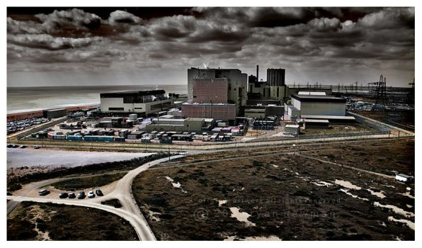 Nuclear Landscape by RYAN99