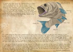 Field Guide: Pg. 35 Feebas