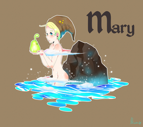 Mary Bath by ikzan