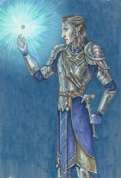 The Bright Lord by 0torno