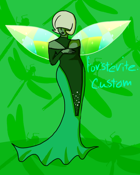 Forsterite Custom by lisianthus-rose