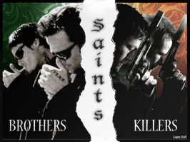 Bothers, Killers, Saints by ouroboros19