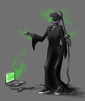 VR lich by Ancharia
