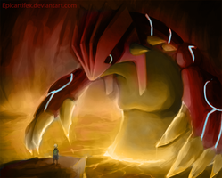 Groudon is Badass