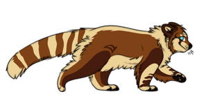 Red Panda Adopt - CLOSED by Lunet-Adopts