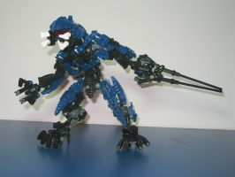 lego bionicle elite - sword by retinence