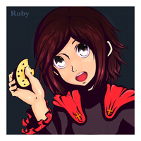 Ruby - RWBY by irial-angel