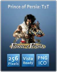 Prince of Persia: T2T - Ver.2 by SkullBoarder
