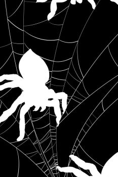 OCTOBER HORROR 2017 - Kingdom of the Spiders by EyeOfSemicolon