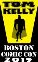 promo Bostoncon supes 2015 by TomKellyART