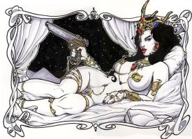 Dejah Thoris, Princess of Mars by Kapow2003
