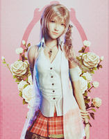 Serah picture by TifaxxLockhart