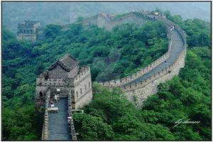 the great wall of china 07 by dumantk