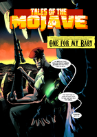 Tales of the Mojave: One for my Baby by EyeOfSemicolon