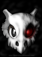 Cubone two face