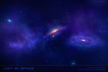 Lost in Space by mx-steel