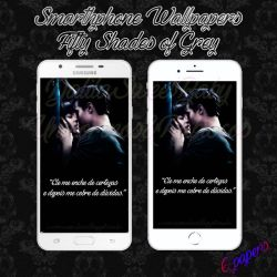 Fifty Shades Phone Papers by dalilasweetbaby