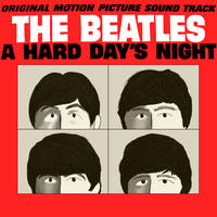 A Hard Day's Night by julie090995