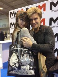 Vic Mignogna by SoulKiller495