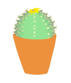 Cactus by GwendolynSavetts