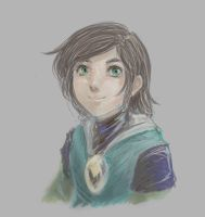 Young Loki by MZ15