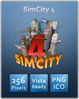 SimCity 4 by SkullBoarder
