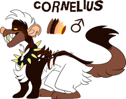 CORNELIUS REFERENCE 2018 by T-R-I-C-K-E-R-Y