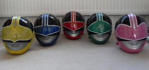 Power rangers time force set by matt3335