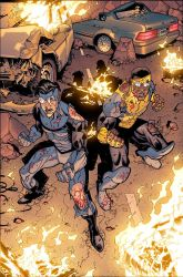 Invincible 98 cover by RyanOttley