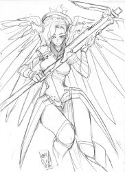 Mercy commission by KarlaDiazC