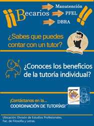 Cartel tutoria by Nadywizard