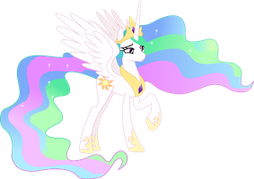 Celestia by FrownFactory