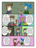 My Life as a blue haired sorceress page 26 by epic-agent-63