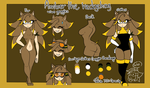 Amber Ref by city-galaxies
