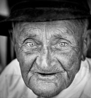 Old man.. by el1as