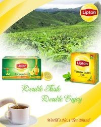 Lipton Flyer by creative-p