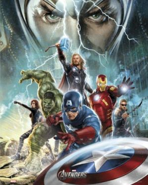 Avenging Writer's Block| Reader X Avengers by PsychoCircus774 on