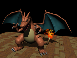 FunProjo Charizard 2 by LordOfDragons