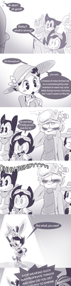 Dot? More Like Not! (QFTIM Shenanigans) by thegreatrouge