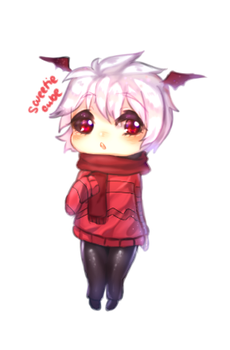 Chibi Request 2 by Sweetie-Cube